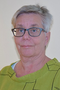 Photo of Agneta Kullén Engström