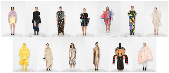 The Swedish School Of Textiles Kicks Off Fashion Week University Of Boras